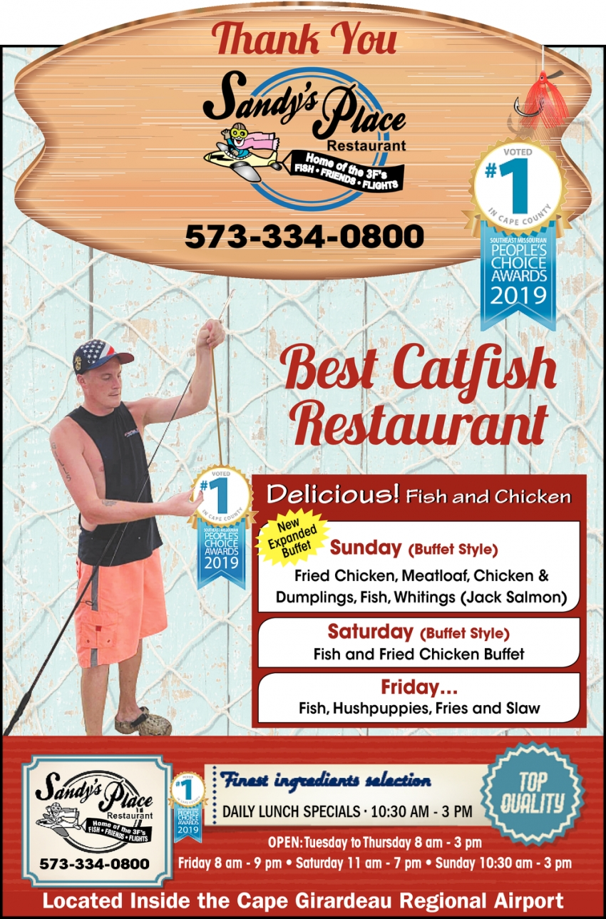 Best Catfish Restaurant