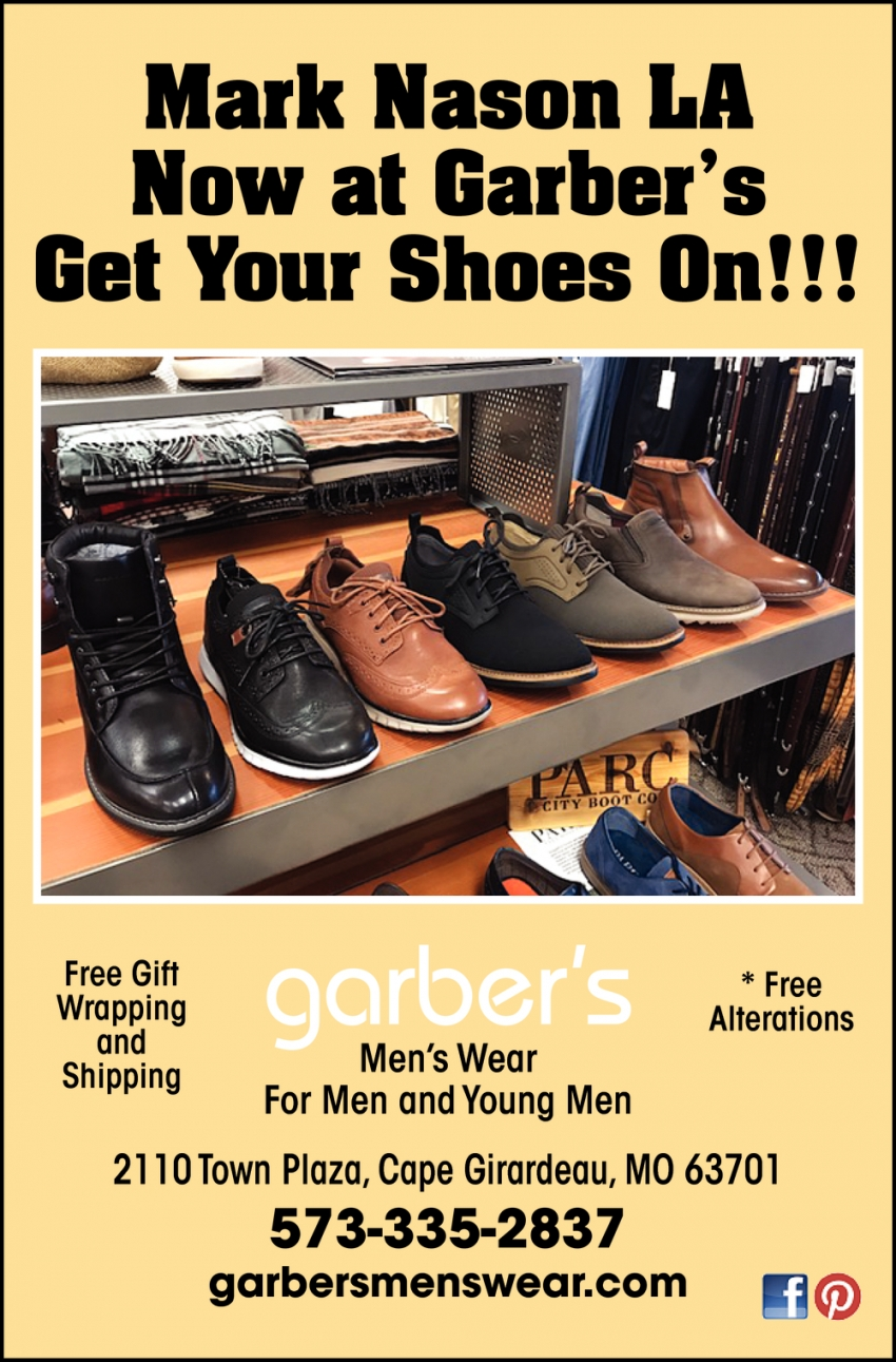 Get Your Shoes On!