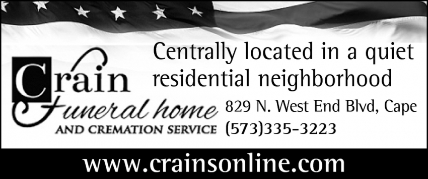 Centrally Located in a Quiet Residential Neighborhood