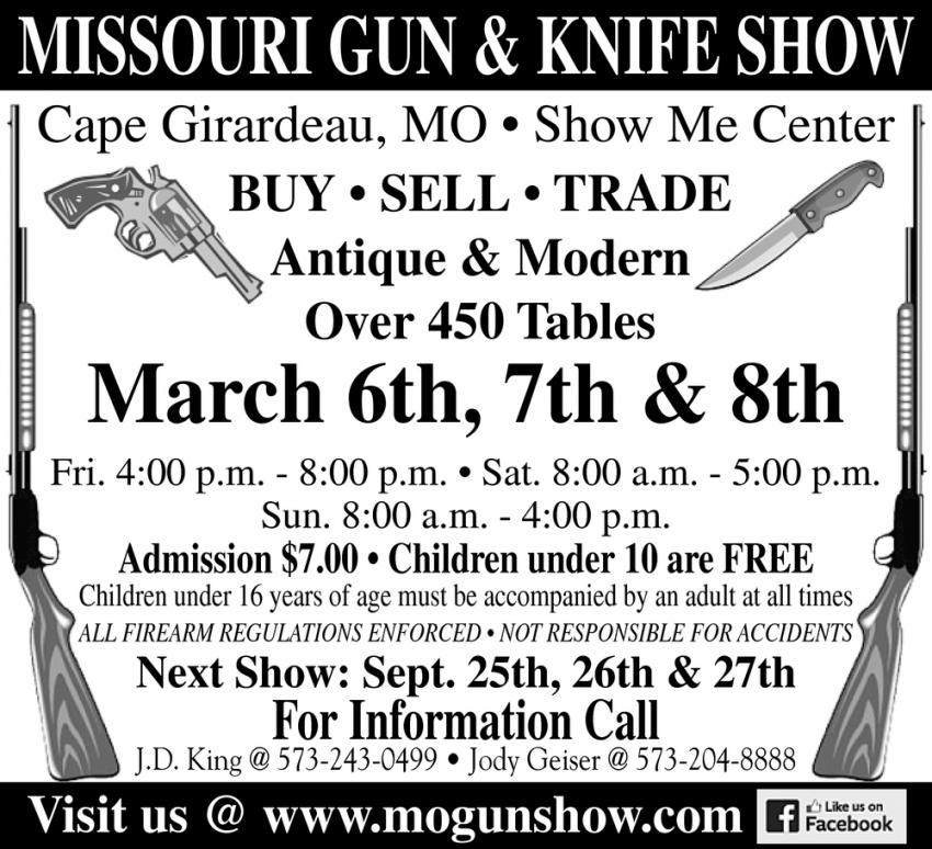Missouri Gun & Knife Show